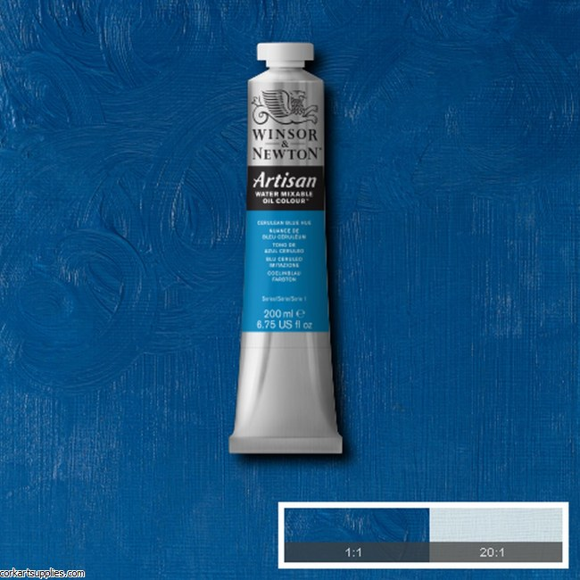 Artisan Oil 200ml Cerulean Blue (Hue)^
