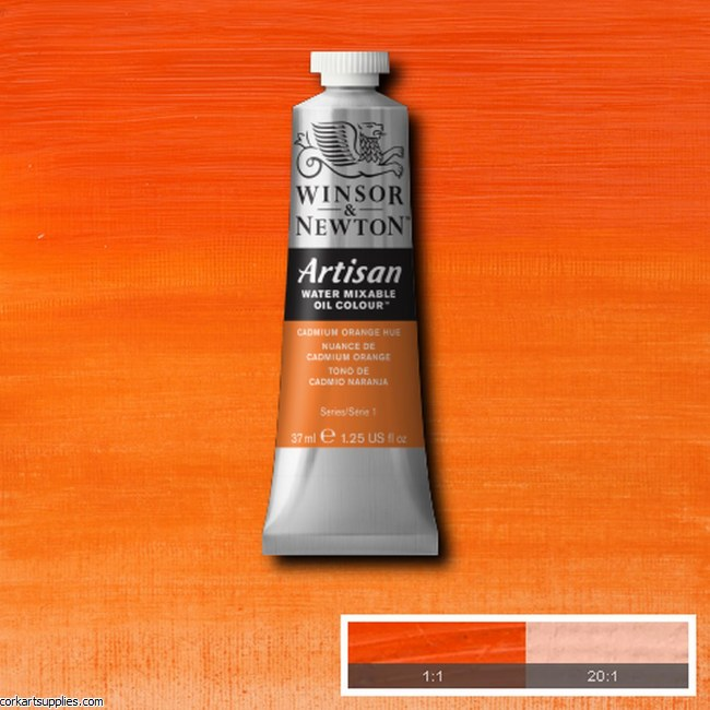 Artisan Oil 37ml Cadmium Orange (Hue)