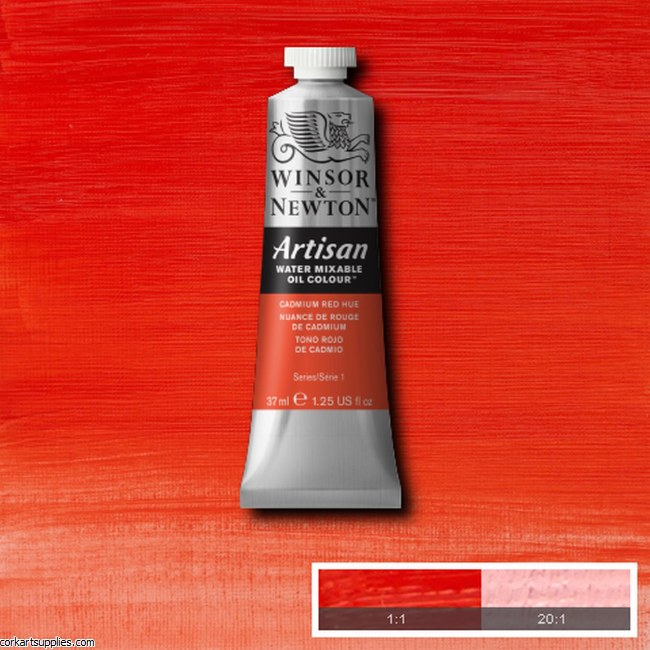 Artisan Oil 37ml Cadmium Red (Hue)