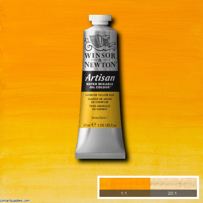 Artisan Oil 37ml Cadmium Yellow (Hue)