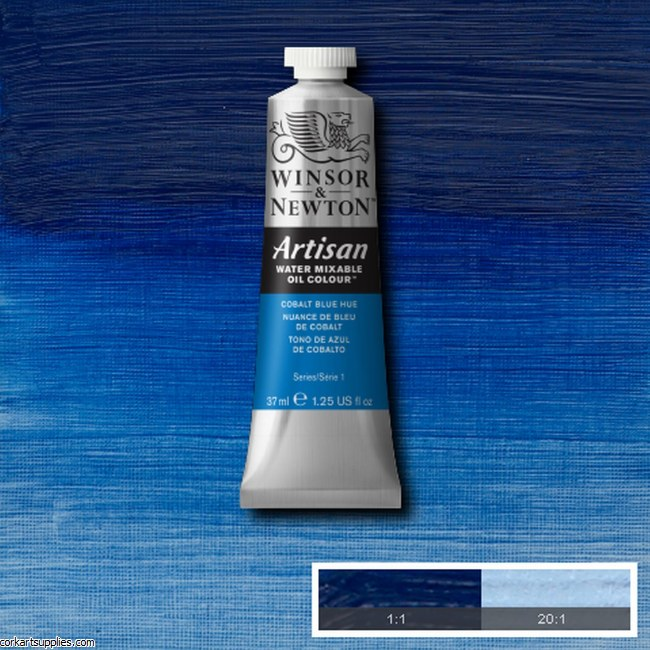 Artisan Oil 37ml Cobalt Blue (Hue)