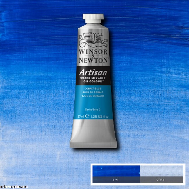 Artisan Oil 37ml Cobalt Blue