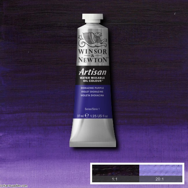 Artisan Oil 37ml Dioxazine Purple