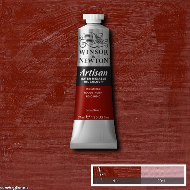 Artisan Oil 37ml Indian Red
