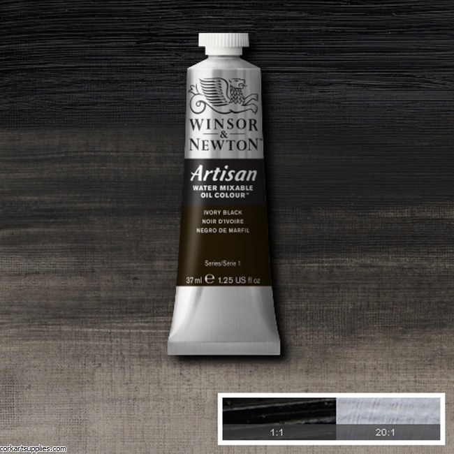 Artisan Oil 37ml Ivory Black
