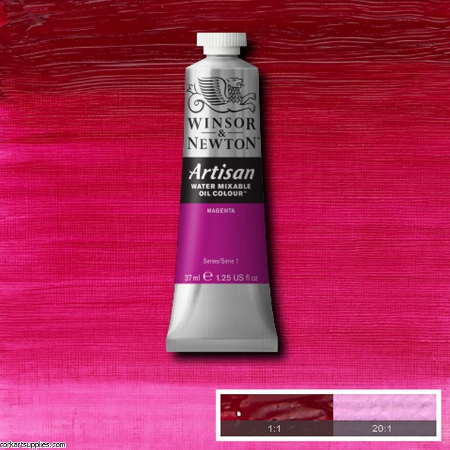 Artisan Oil 37ml Magenta
