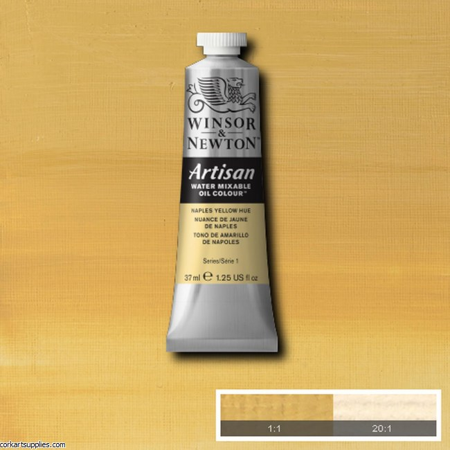 Artisan Oil 37ml Naples Yellow (Hue)