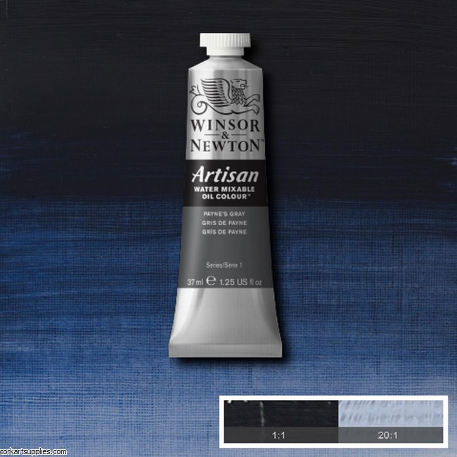 Artisan Oil 37ml Paynes Gray