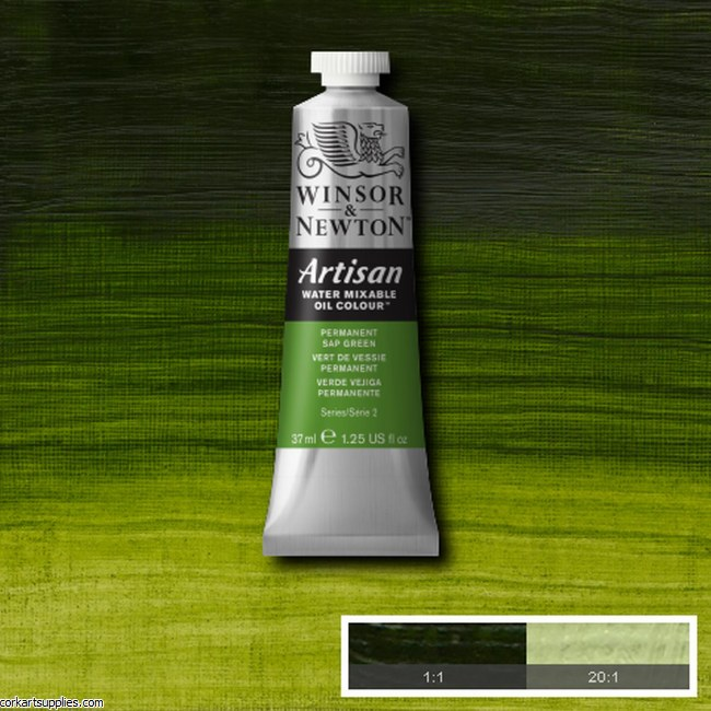 Artisan Oil 37ml Permanent Sap Green