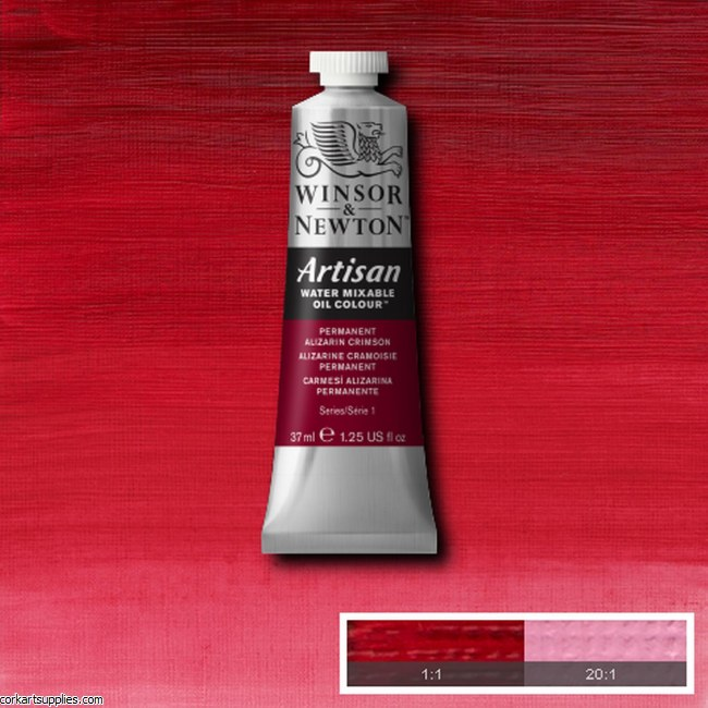 Artisan Oil 37ml Permanent Alizarin Crimson