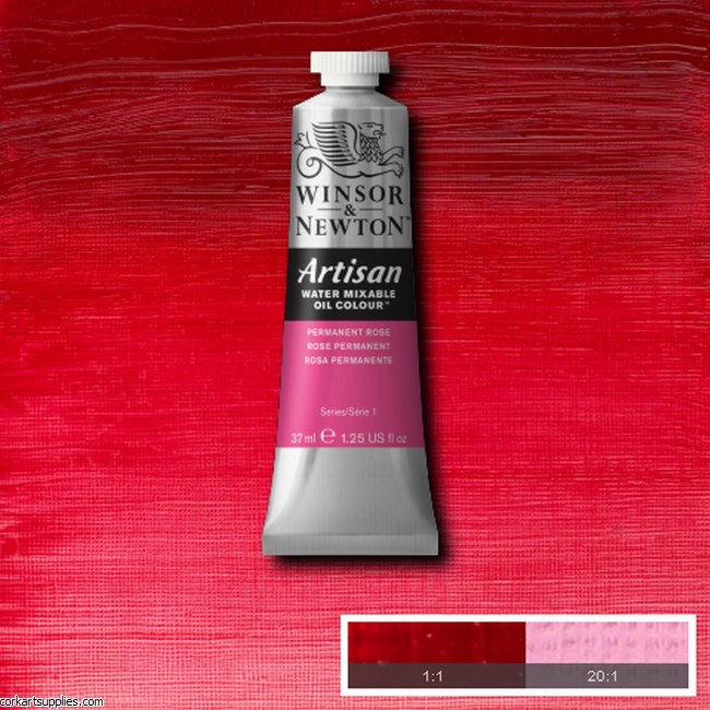 Artisan Oil 37ml Permanent Rose