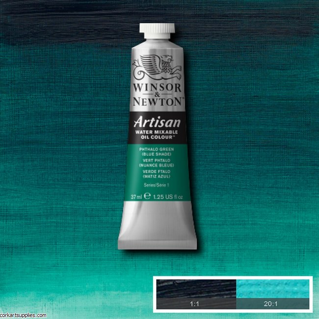 Artisan Oil 37ml Phthalo Green (Blue Shade)