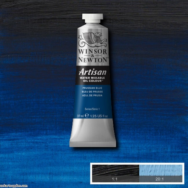 Artisan Oil 37ml Prussian Blue