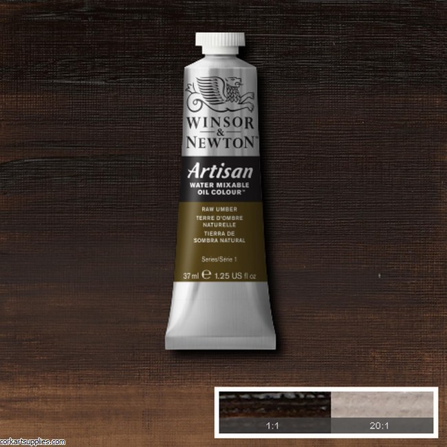 Artisan Oil 37ml Raw Umber