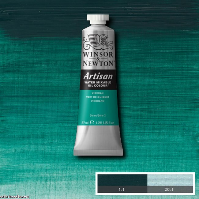 Artisan Oil 37ml Viridian