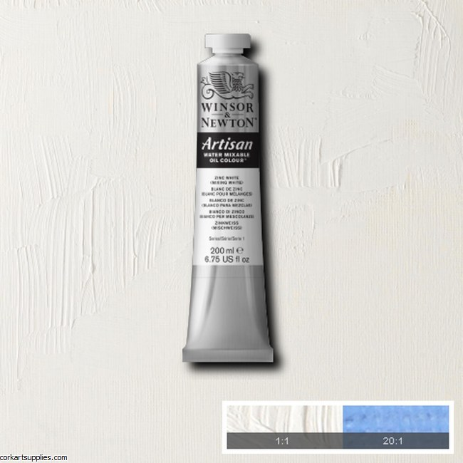 Artisan Oil 37ml Zinc White