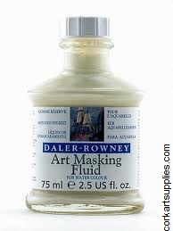 Daler Rowney 75ml Art Masking Fluid