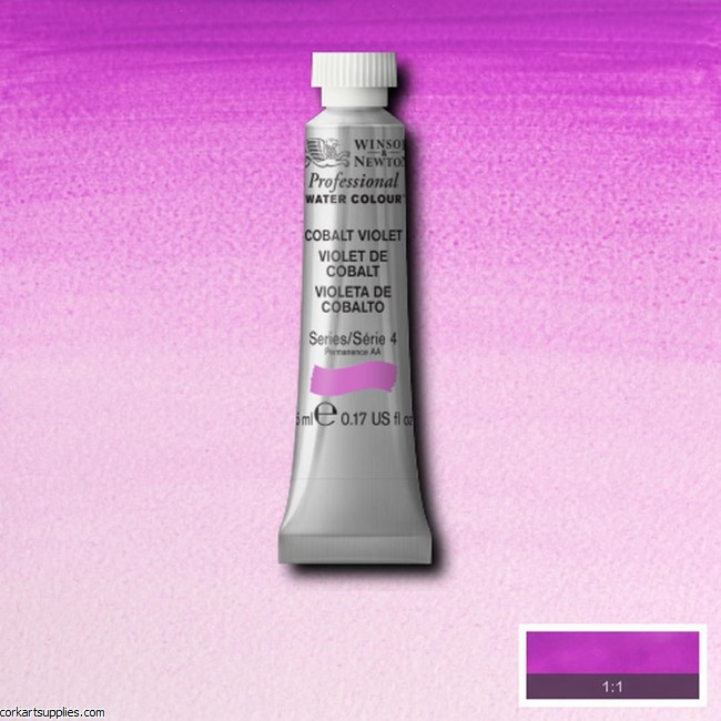Artists Watercolour 5ml Cobalt Violet