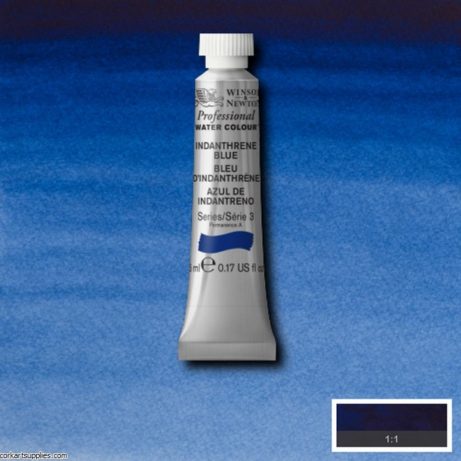 Artists Watercolour 5ml Indanthrene Blue