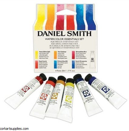 Daniel Smith Watercolour Essential Set 5ml 6pk