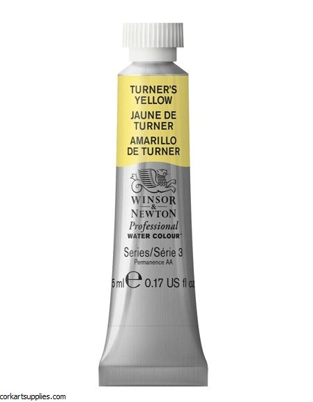 AWC 5ml Turners Yellow S.3