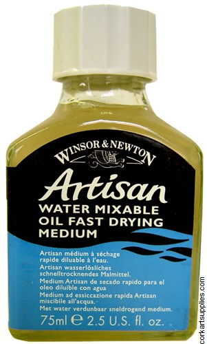 Artisan Water-Mixable Oil 75ml Fast Dry Medium