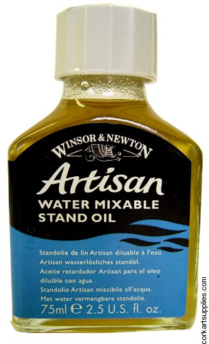 Artisan Water-Mixable Oil 75ml Stand Oil