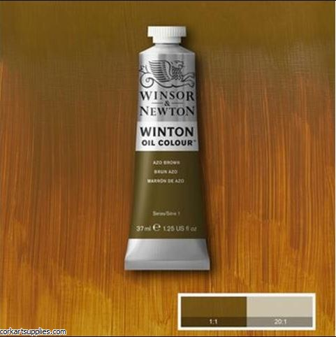 Winton 37ml Azo Brown