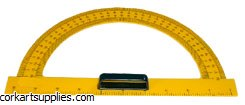 Protractor Blackboard