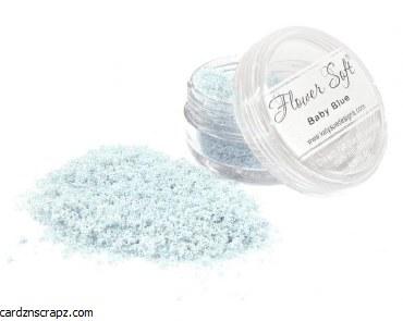 Flower Soft Baby Blue