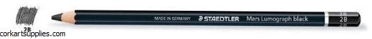 Lumograph Pencil Black 2B