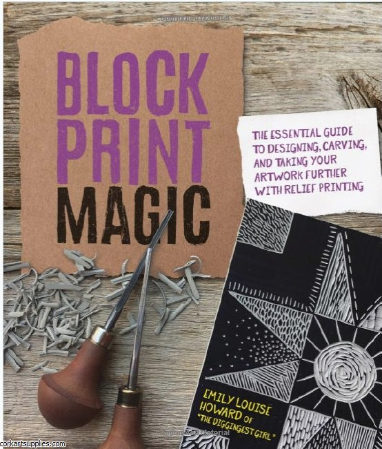 Book Block Printing Magic