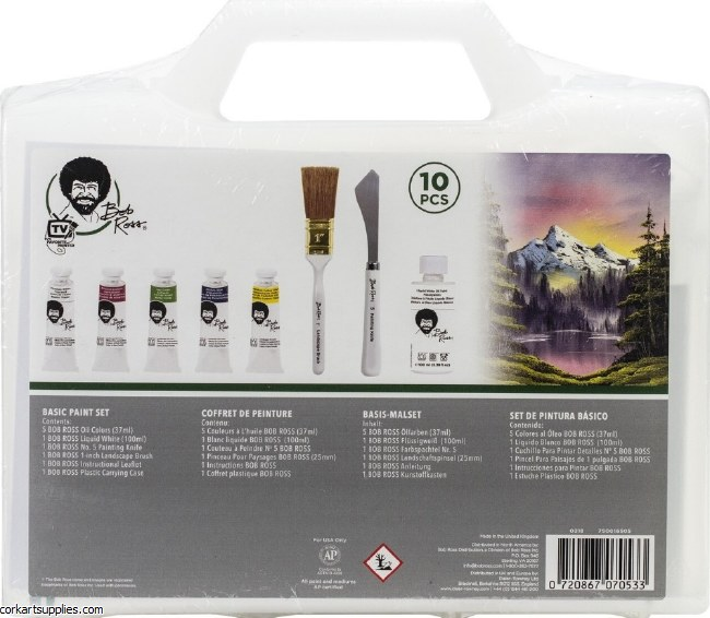 Bob Ross Basic Landscape Set