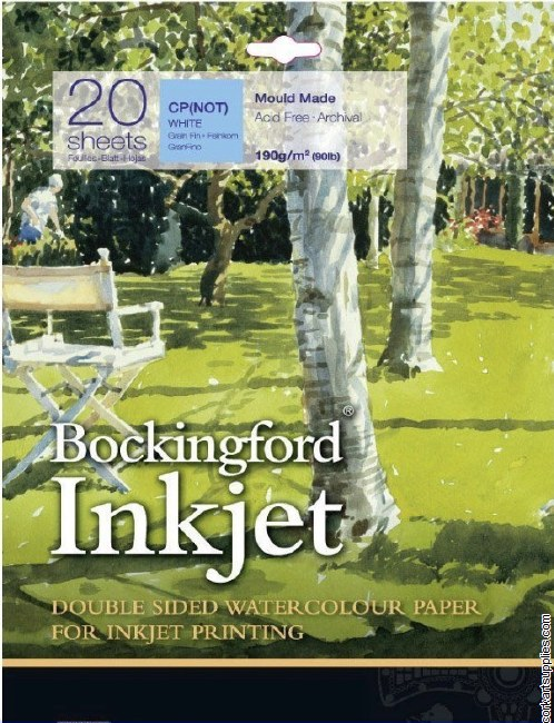 Bockingford Inkjet A3+