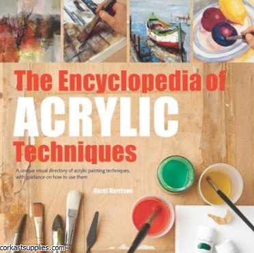 Book Encyclopedia of Acrylic T
