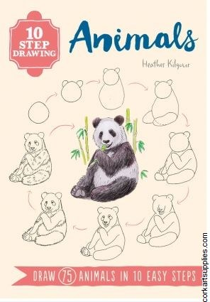 Book 10 Step Drawing Animals