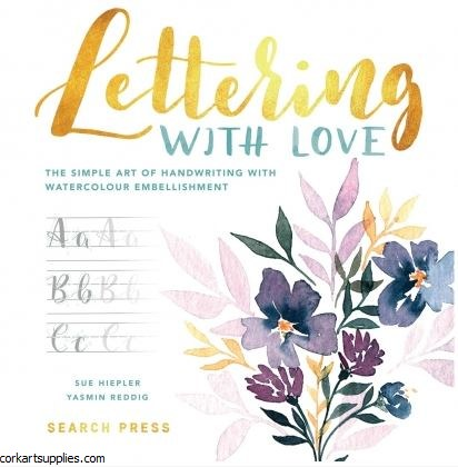 Book Lettering with Love