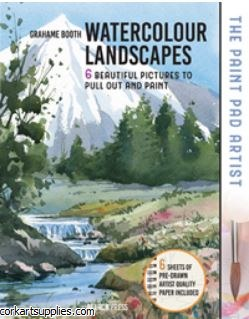 Book Watercolour Landscapes PP