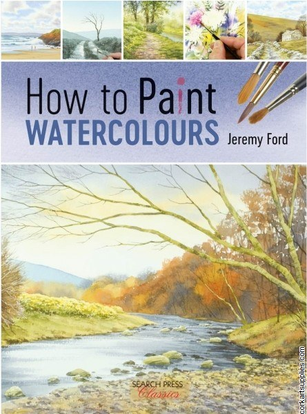 Book How to Paint Watercolours