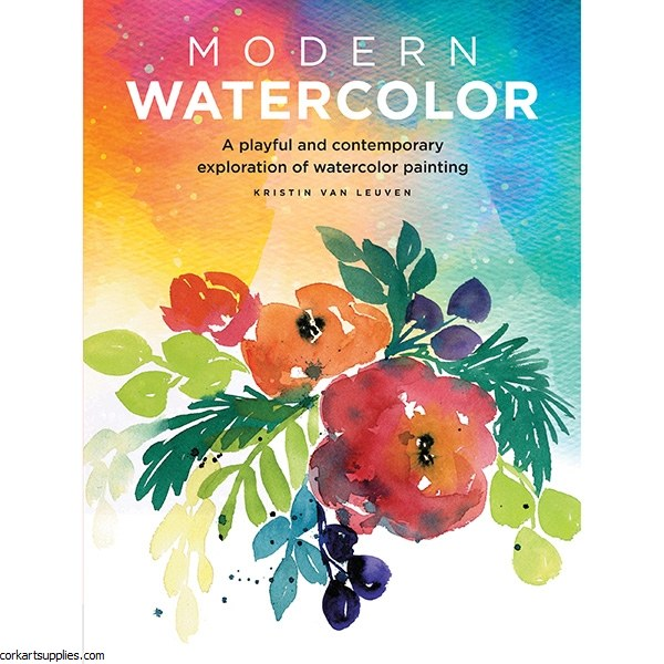 Book Modern Watercolor