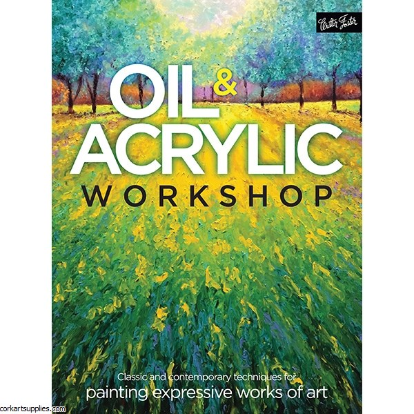 Book Oil & Acrylic Workshop