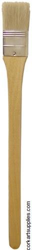 Bristle Brush 30mm Long Handle