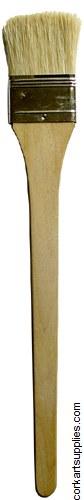 Bristle Brush 50mm Long Handle