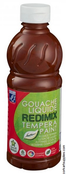 Color & Co. Redimix 500ml Burnt Sienna