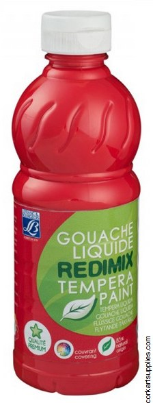 Color & Co. Redimix 500ml Brilliant Red