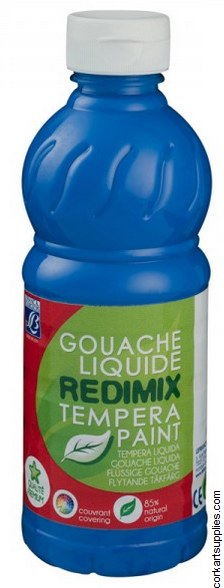 Color & Co. Redimix 500ml Cyan Blue