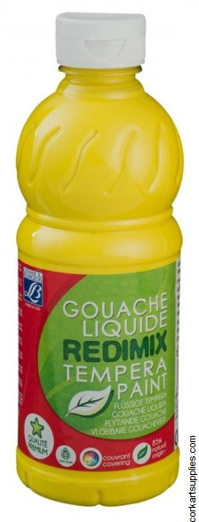 Color & Co. Redimix 500ml Lemon Yellow