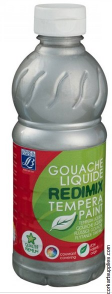 Color & Co. Redimix 500ml Silver