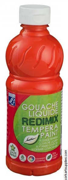 Color & Co. Redimix 500ml Vermillion