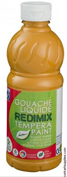 Color & Co. Redimix 500ml Yellow Ochre